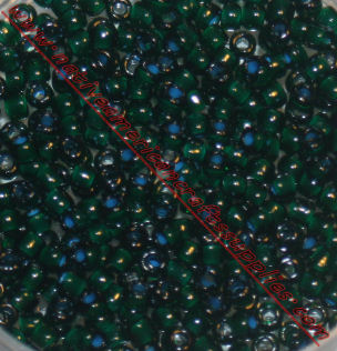Matsuno 6/0 Seed Beads color # 399Q